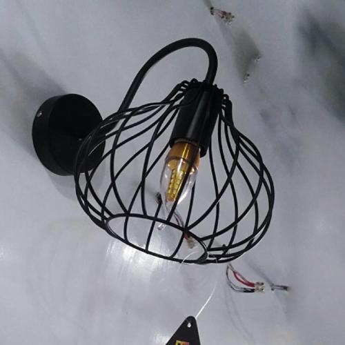 CARLTON outdoor box wall lantern in graphite Glass Pannels